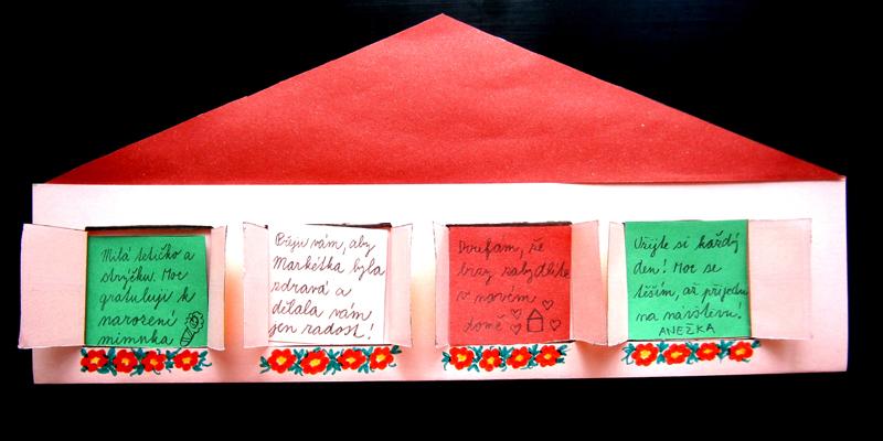 netradiční přání k narozeninám Šotkoviny   Jak vytvořit originální přáníčko   Jak na přáníčko  netradiční přání k narozeninám